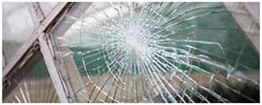 Bishopstoke Smashed Glass